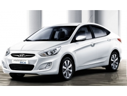 HYUNDAİ ACCENT BLUE AUTO 1,6 CRDİ, belek rent a car