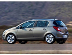 OPEL CORSA 1,2, belek rent a car